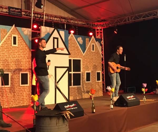 Een Hollands weekend in Langeveen en Bruinehaar