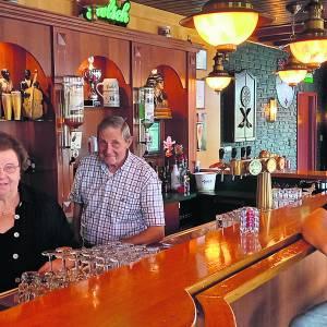 Gouden jubileumjaar voor Ted en Marie van café Nobbenhuis
