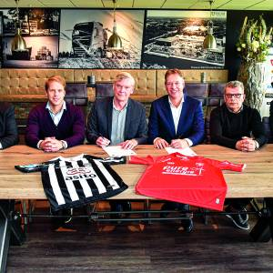 Heracles Almelo en FC Twente tekenen intentieovereenkomst jeugdopleiding