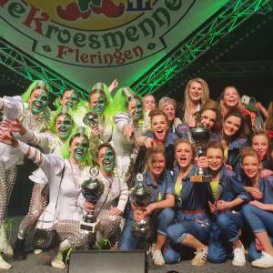 Papsleef'n winnen 'de dubbel' op dansmarieke concours Fleringen
