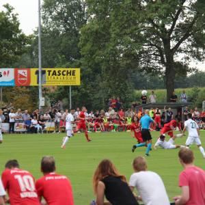 Heracles Almelo en FC Twente succesvol in Fleringen