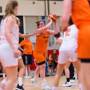 Speelsters Jolly Jumpers bij Nederlandse selectie U15