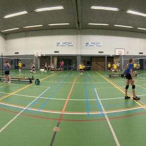 Eindtoernooi Regio Oost CMV Volleybal