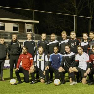 Voetbalvereniging MVV'29 heeft iets te vieren