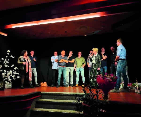 Caroline van der Plas steekt boeren hart onder de riem KI Service Twente viert 20-jarig jubileum