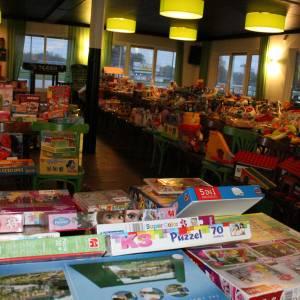 Kantine MVV'29 zet deuren open voor speelgoedbeurs