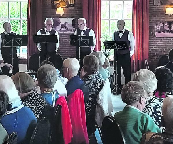 KBO Vasse viert 50-jarig jubileum op feestelijke wijze