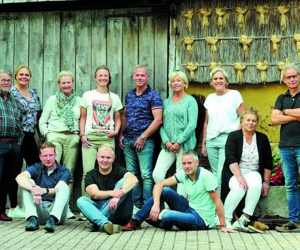Toneelvereniging Kiek'nsweard gaat weer op de planken met een klucht