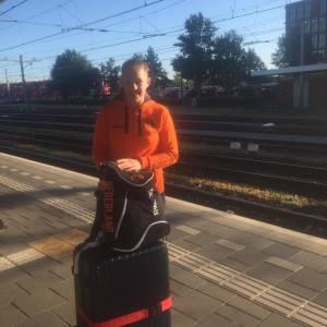 Jade Brughuis geselecteerd voor het Nederlands team onder de zestien jaar