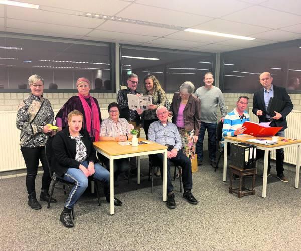 Toneelvereniging Concordia met 'Niks van gemerkt!' op de planken