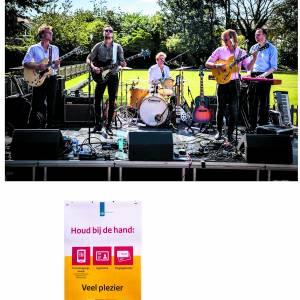 Rockpodium in Fleringen belooft mooi evenement te worden