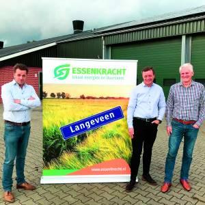 Stichting Essenkracht Duurzaam Langeveen-Bruinehaar opgericht