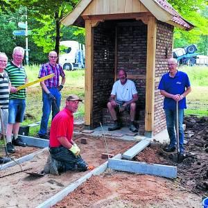 Nieuwe Mariakapel de Noordergraaf Harbrinkhoek-Mariaparochie ingewijd