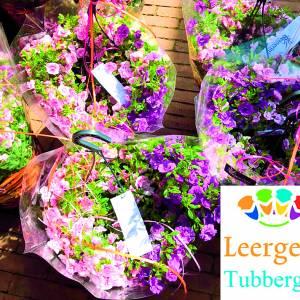 Vrijwilligers Stichting Leergeld Tubbergen in de bloemetjes gezet