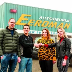Autobedrijf Ben Eerdman Albergen verkocht