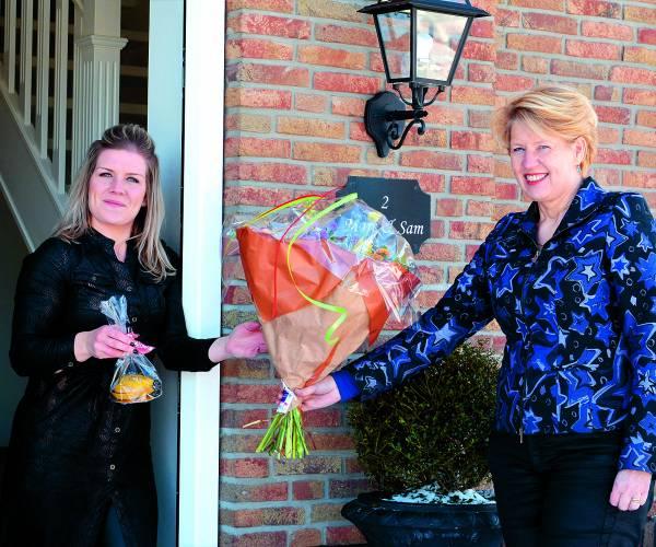 Bloemen voor ondernemers