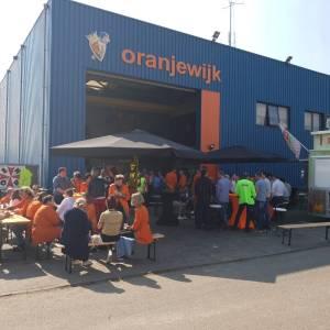 Oranjewijk viert haar 44-jarig jubileum groots