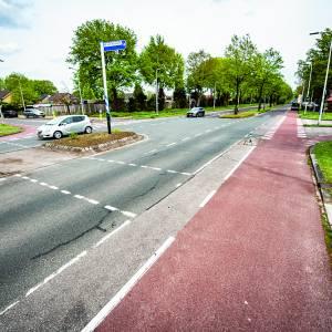 Reconstructie kruispunt Schipleidelaan met de Oude Almeloseweg