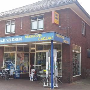 A.B. Veldhuis sluit na tachtig jaar de winkeldeuren