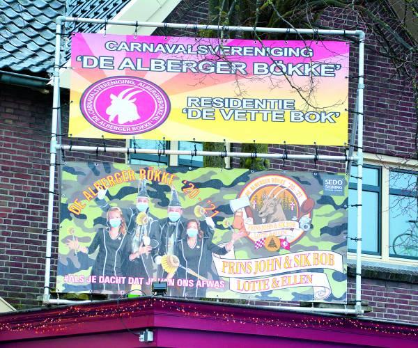 Hoogheden Alberger Bökke onthullen residentiebord