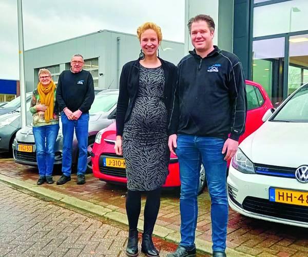 Auto JOL gaat de toekomst in met Jeroen Kleine Wiecherink als nieuwe eigenaar