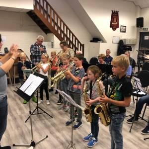 Concordia verzorgt muziekproject op basisschool Kadoes