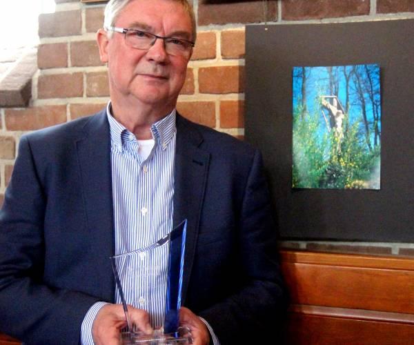 Jan Veldhuis levert beste plaatje voor fotowedstrijd 'Mijn heilige plek'