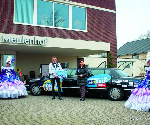Een daverend succes met de Underkoffergala van de Schaop'nböll'kes