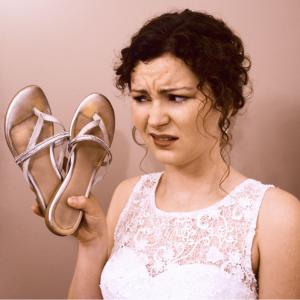 Humor, ontroering en muziek in 'Bruiloft of slippers'