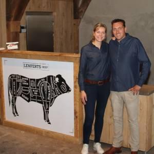 Nieuw in Fleringen: Lenferts Beef