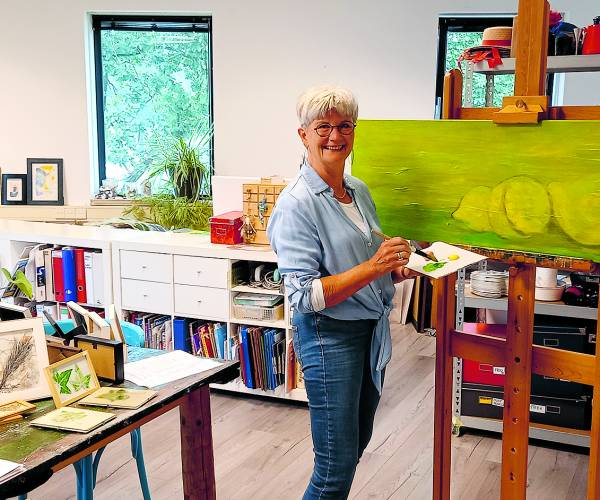 Jubilerende Kunstschool Alding wijdt nieuw atelier in  met open dagen
