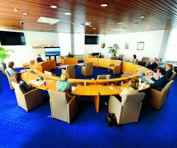 Inspiratievolle bijeenkomst  'Samen bouwen aan het Twente van morgen'