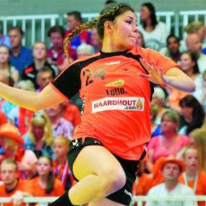 Tweede olympische spelen voor handbalster Martine Smeets