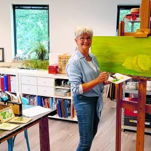Jubilerende Kunstschool Alding wijdt nieuw atelier in <br />met open dagen