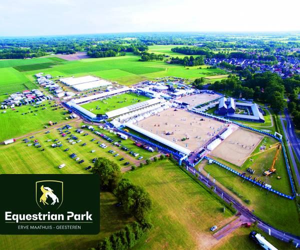 Erve Maathuis wordt Equestrian Park Nieuwe eigenaar CSI-terrein werkt aan realisatie compleet landschapspark