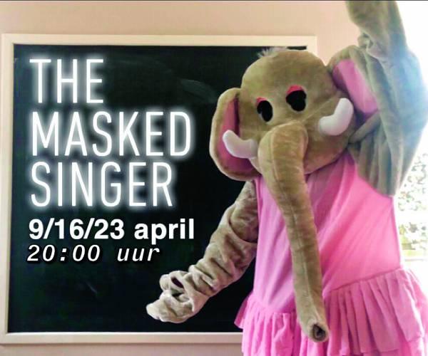 Activiteiten Vereniging Geesteren presenteert The Masked Singer Geesteren