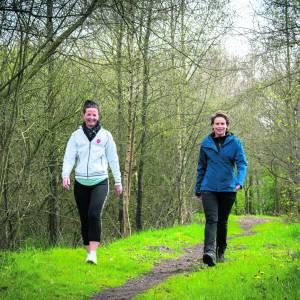 Nieuwe wandelchallenge Manderveen<br />Vijf kilometer verdeeld over vijf dagen