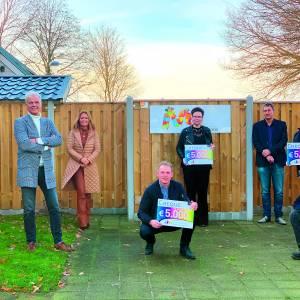 Stichting Mensen voor Mensen schenkt € 15.000 voor Voedselpakketten en Verjaardagsbox