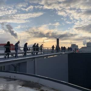 Businessclub de Turftrappers op bedrijfsbezoek bij Bio Energy