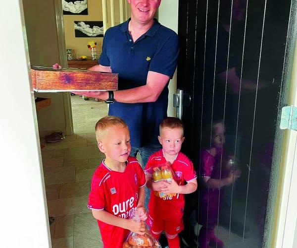 Stichting Pareldagen Vasse kijkt terug op een geslaagd pinksterweekend@home