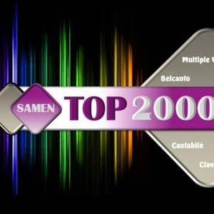 Samen Top 2000 in teken van regenbooggedachte