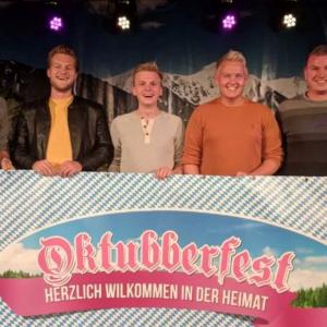 Oktubberfest: Es Geht Los!