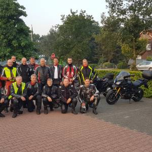 Motor Club Albergen bestaat 25 jaar en houdt feest