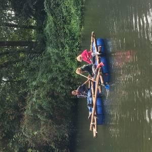 Kabelbanen over de vijver en méér tijdens Waterfeest