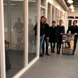 't Eschhoes neemt nieuwe multifunctionele ruimten in gebruik