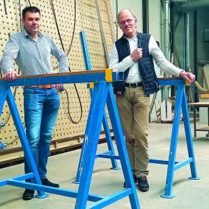 Bedrijfsleider Thomas Hamse neemt bouwbedrijf Hulshof over