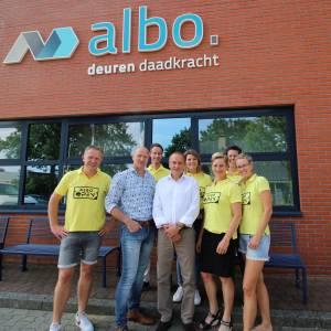 Inschrijving tweede editie 'ALBO Open' volgeboekt