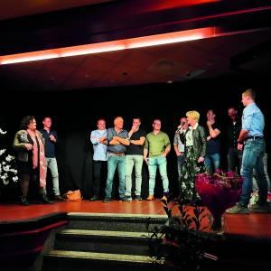 Caroline van der Plas steekt boeren hart onder de riem<br />KI Service Twente viert 20-jarig jubileum