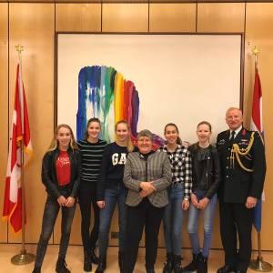 Leerlingen Canisius kijken terug op indrukwekkend herdenkingsproject