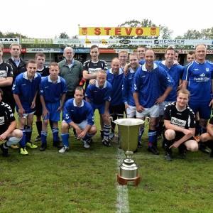 Nieuwstad/Plan Hutten opnieuw winnaar wijkvoetbal Geesteren